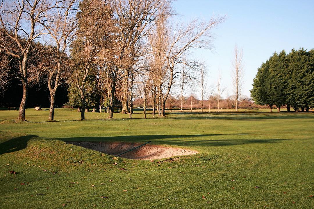 Cill Dara Golf Course