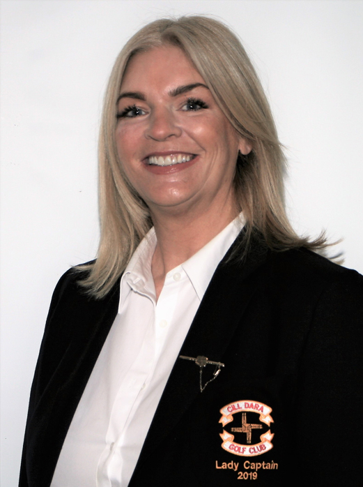 Majella Howard Lady Captain 2019